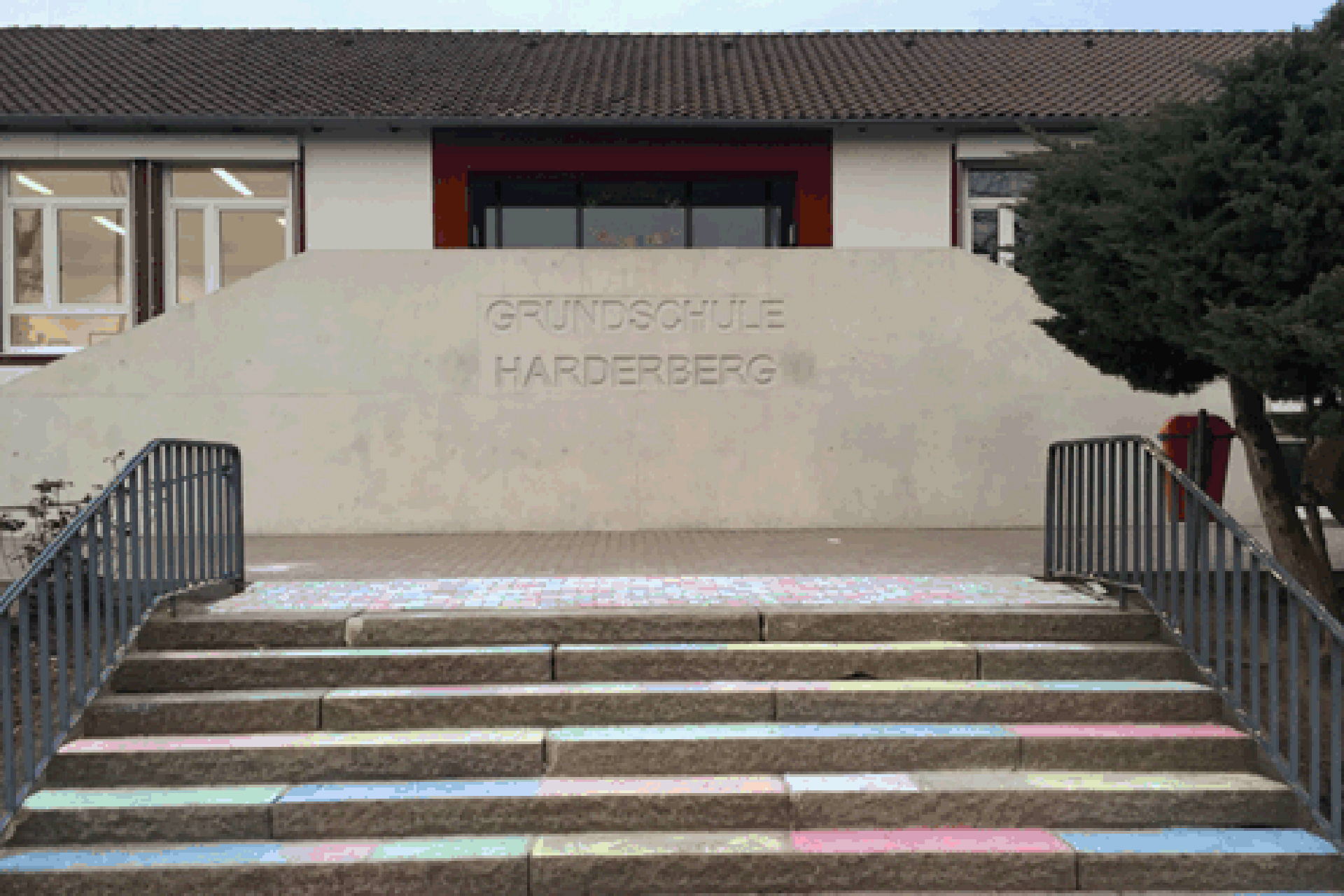 Grundschule Harderberg macht Baukultur