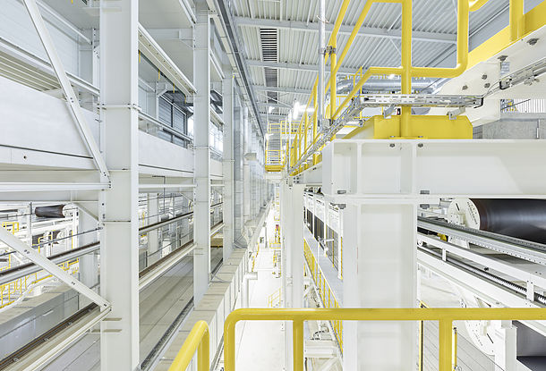 Bauplanung für Industrie 4.0
