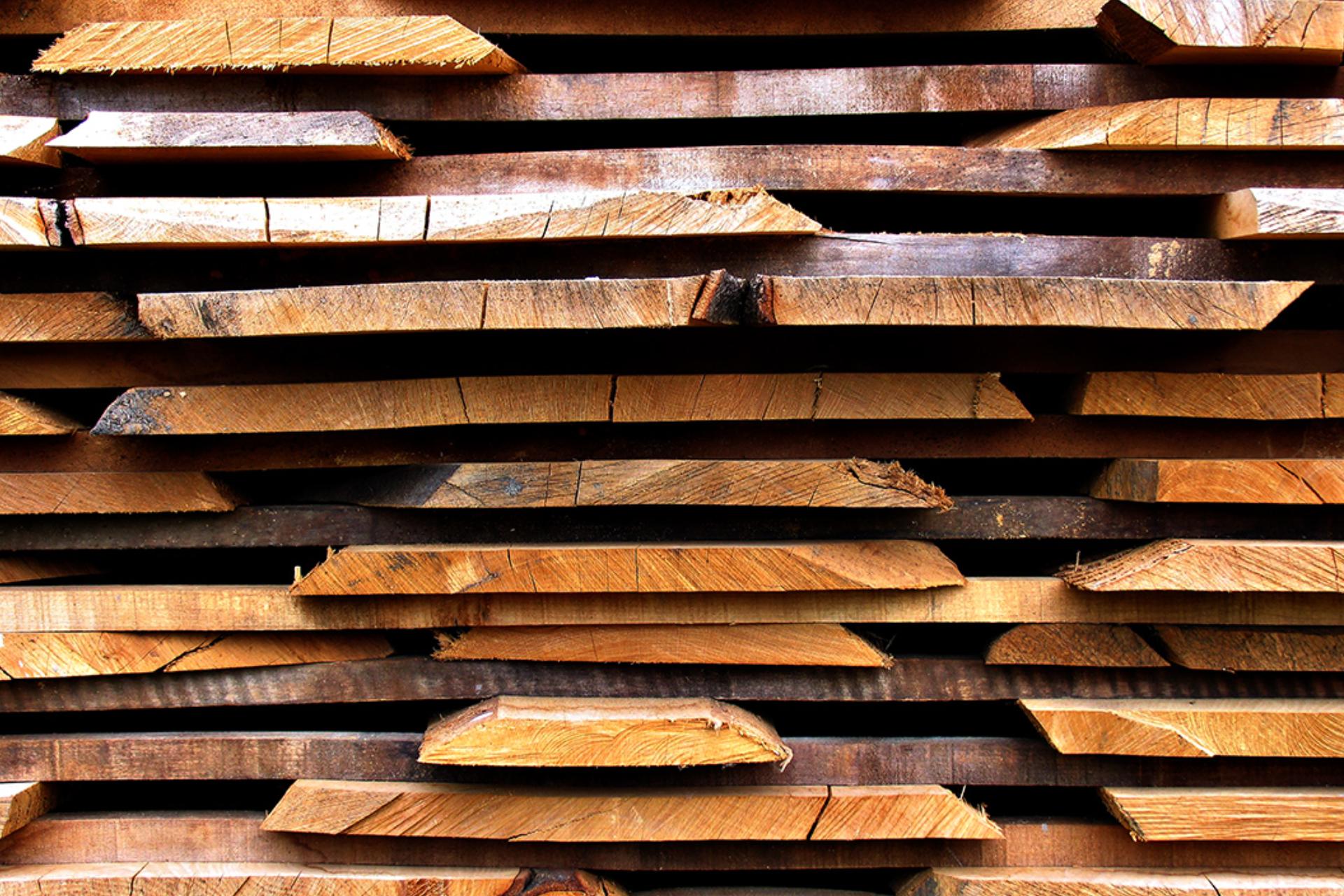 Holzbau in Westfalen