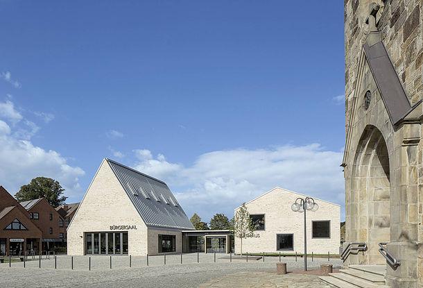 Das neue Rathaus Bissendorf