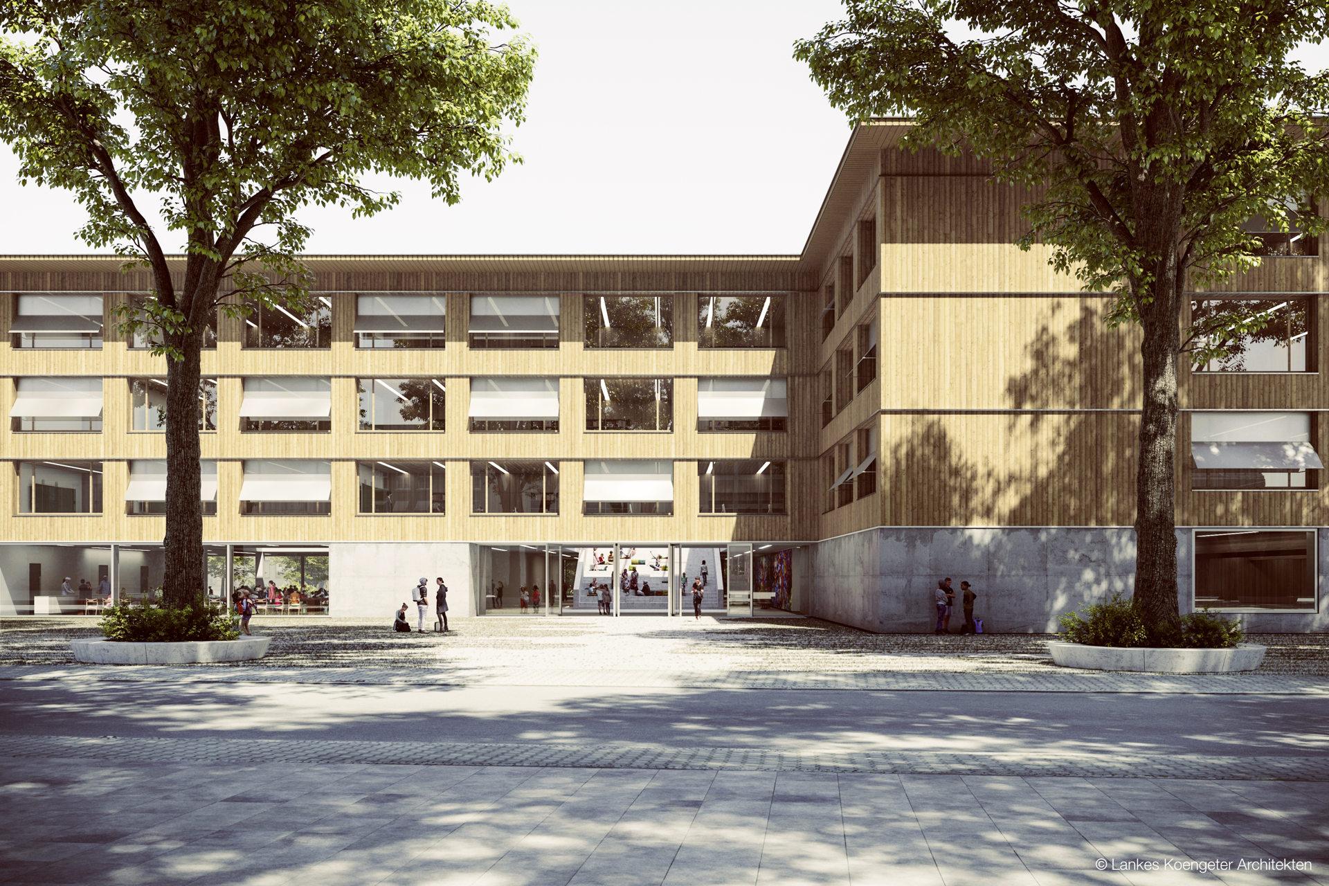Wettbewerb Neue Schule Osnabrück